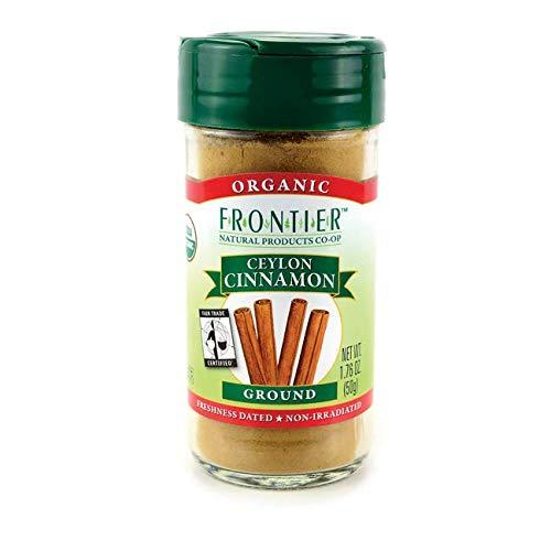 - Frontier CO-OP Ceylon Cinnamon, 1.76 oz