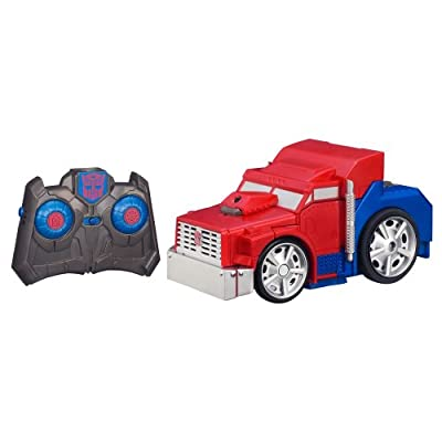 Transformers Prime Remote, Controlled Optimus Prime Vehicle
