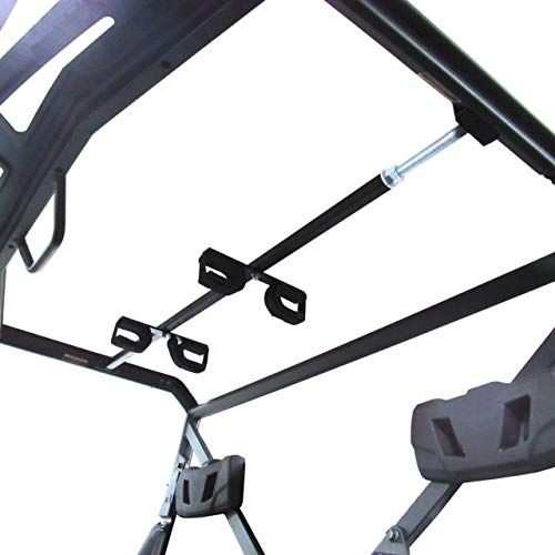 Great Day Quick-Draw Overhead Gun Rack - UTV's with 15''-23'' rollbar depth by Great Day (Image #1)