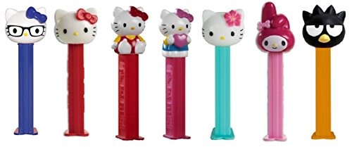 PEZ Candy Hello Kitty Assortment Blister Pack (Pack of - Assortment Blister