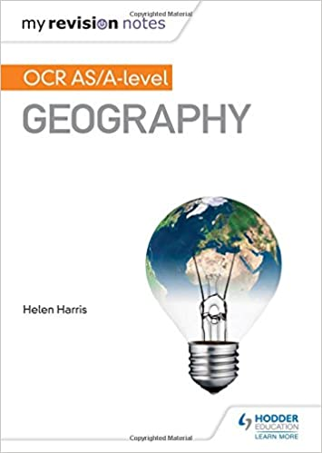 My Revision Notes: OCR AS/A-level Geography: Amazon co uk