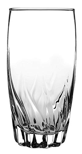 Anchor Hocking Central Park Drinking Glasses, 16 oz (Set of 12) (2-Units) by Anchor Hocking (Image #1)