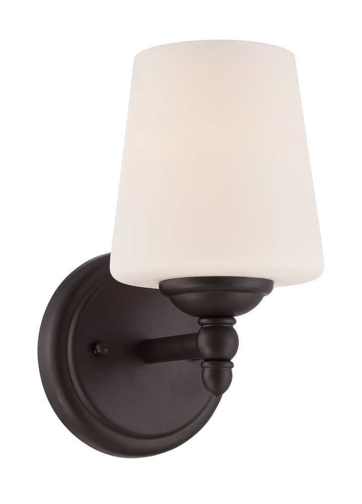 Designers Fountain 15006-1B-34 Darcy Wall Sconce, Oil Rubbed Bronze
