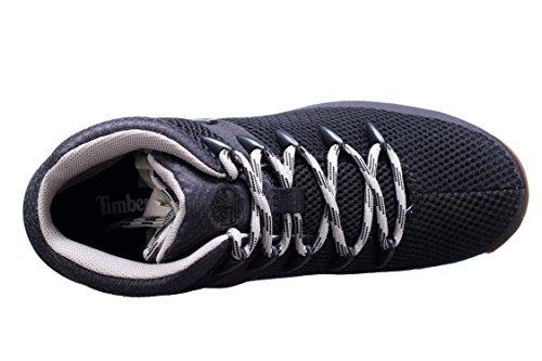 Timberland Euro Sprint Fabric Black CA1FXJ, Boots