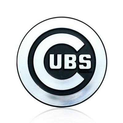 MLB Chicago Cubs Chrome Car Emblem