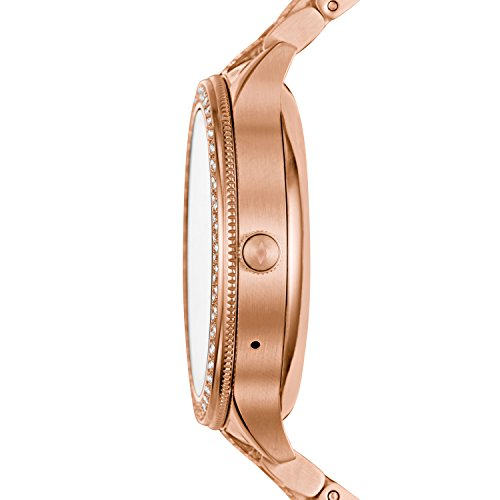 Fossil Gen 3 Smartwatch - Q Venture Rose Gold-Tone Stainless Steel FTW6008 by Fossil (Image #5)