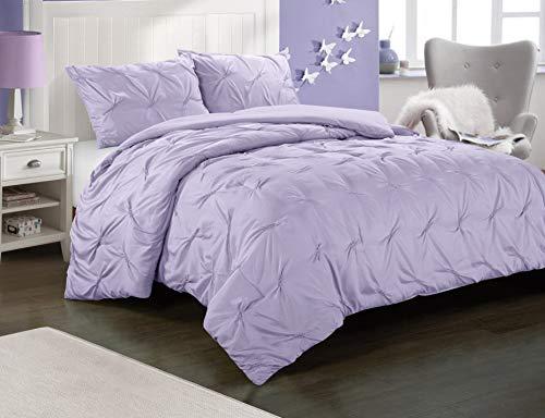 Twin Lavender Bedding - Heritage Club Sierra Comforter Set, Twin, Lavender