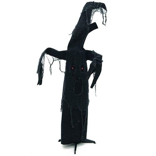 Europalms Europlams Halloween Black Tree Animated -