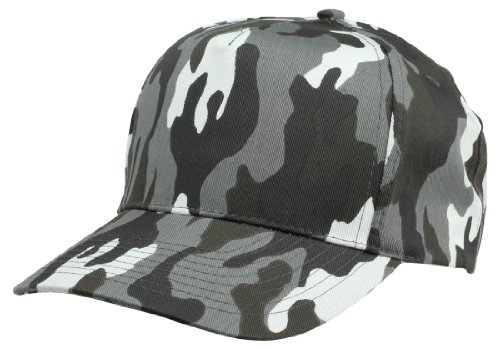 DALIX Mens Camouflage Hats Army