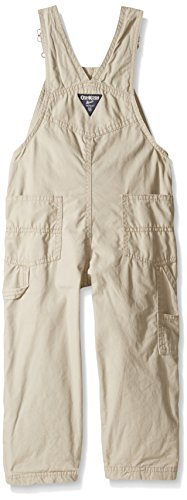 OshKosh B'Gosh Boys' Overall 21830711, Brown, 3T Toddler by OshKosh B'Gosh (Image #2)