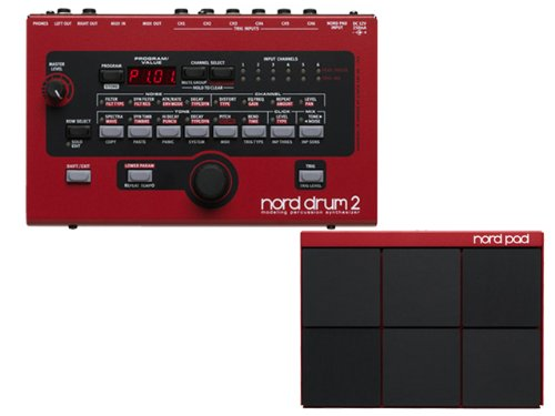 CLAVIA NORD DRUM 2 + NORD PAD