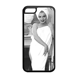 Creative Age Case, Marilyn Monroe Hard Plastic Back Cover Case for ipod touch 5 ipod touch 5