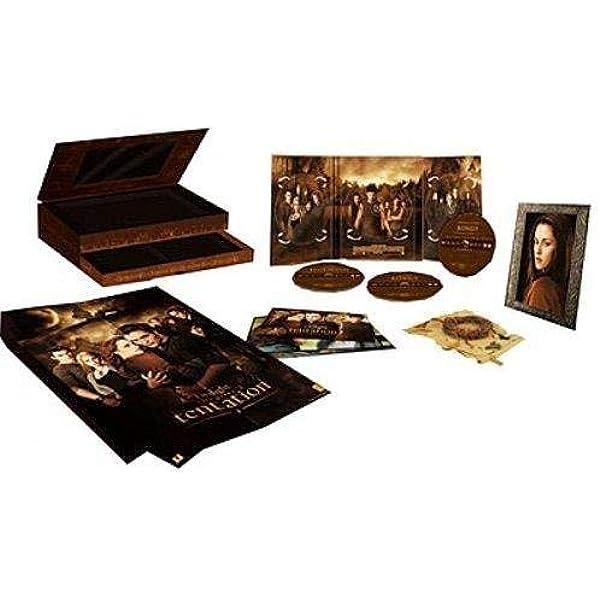 Twilight - Chapitre 2 : Tentation [Francia] [DVD]: Amazon.es ...