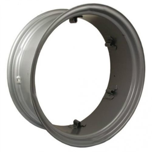 "11"" x 28"" 6 Loop Rear Rim Massey Ferguson 135 Ford 3610 4000 2000 3600 3000 2600 4110 John Deere 2755 830 2750 2140 1020 2950 2040 2020 2030 820 David Brown Case IH International Case Allis Chalmers"