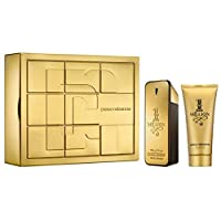 Paco Rabanne 1 Million Eau De Toilette 100ml & Shower Gel 100ml Gift Set For Him