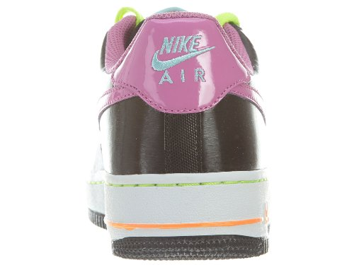 Nike Noir Chaussons Sneaker Fille Air Force '06 1 GS rrP8g