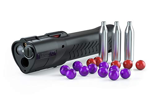 PepperBall LifeLite Self- Defense Starting Kit (Bright LED Flashlight with a Launcher)