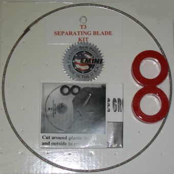 Separating Blade for Taurus 3 Ring Saw, 1043A