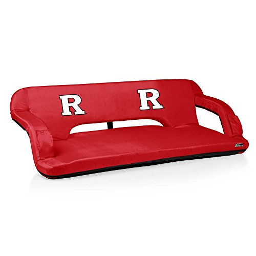 Rutgers Reflex Travel Couch (Red) (Travel Reflex Couch)