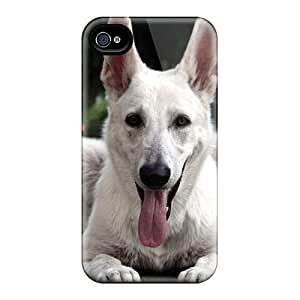 New Shockproof Protection Case Cover For Iphone 4/4s/ Coco's Best Friend Case Cover