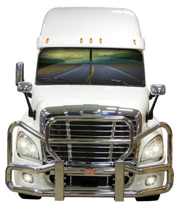 Amazon com: Freightliner Cascadia Big Front Grill: Automotive
