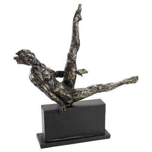 Gymnast Angel Pins (Routine Balance Gymnast Statue Design Gymanst Vault Floor Uneven Bars)