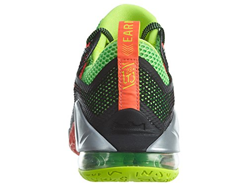 Volt Xii Shoe Black Mens Lebron Low Silver Nike Basketball 6xqPZFAw