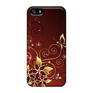 Premium Tpu My Creation Cover Skin For Iphone 5/5s
