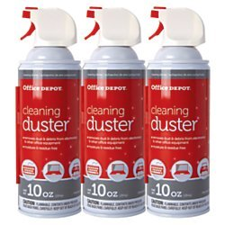 Office Depot Cleaning Duster, 10 Oz, Pack Of 3, OD101523 by Office Depot