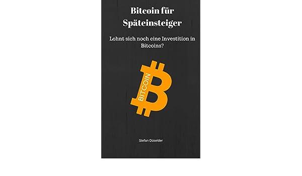 lohnt sich bitcoin investition fähigkeiten zum handel mit kryptowährungstagen wie viel kryptowährung tausche ich täglich?