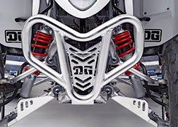 DG Performance 554-6120 - V-Pro Front Bumper