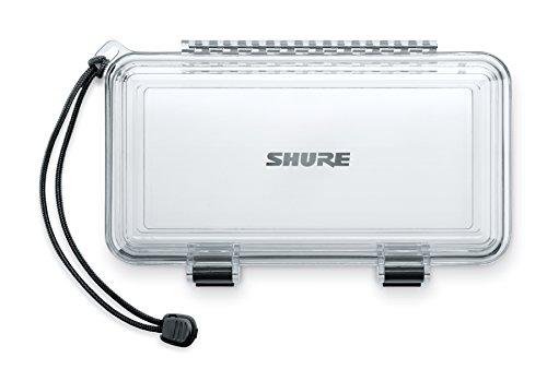 Shure EAHRDCASE CLEAR Durable Polishing Earphones