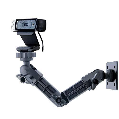 Logitech C920 Mount, Wall Mount Webcam for Logitech C920 HD Pro Webcam - Acetaken by AceTaken (Image #9)