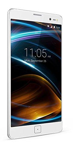 GATCA Elite - Unlock Dual Sim Smartphone - White