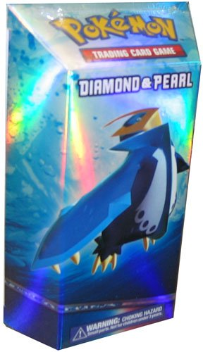 Pokemon Trading Card Game DP Diamond & Pearl Theme Deck Royal Frost