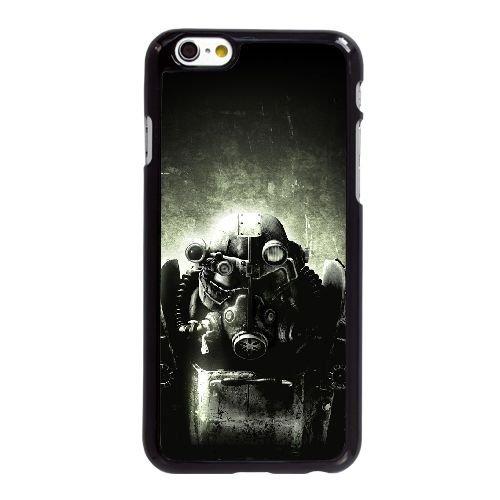B4N01 retombées X6V9YW coque iPhone 6 Plus de 5,5 pouces cas de couverture de téléphone portable de coque KM9QOS2DS noirs