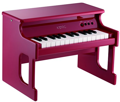 Korg tinyPiano Digital Toy Piano - Red by Korg (Image #1)