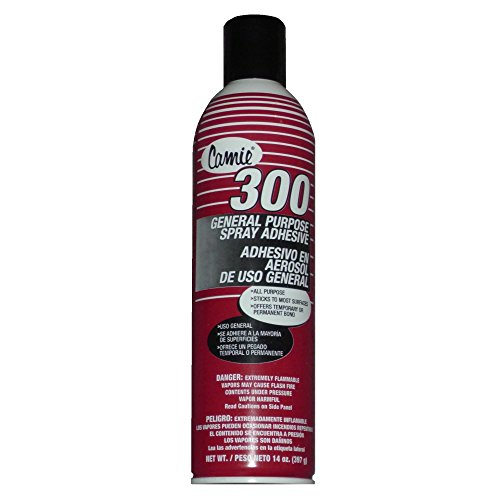 Camie 300 General Purpose Spray Adhesive (Purpose Spray Adhesive General)