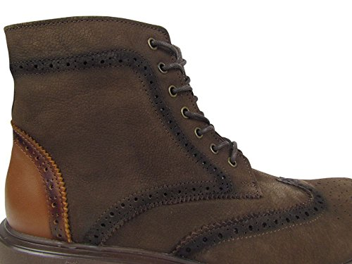 Boots - hochwertige Winterschuhe - braun MbQLsF