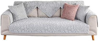 HOMHOM Funda de sofá nórdico de algodón, Funda de sofá ...