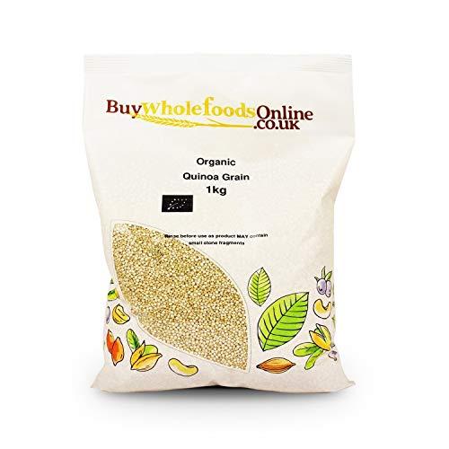 Organic Quinoa Grain 1kg (Buy Whole Foods Online Ltd )