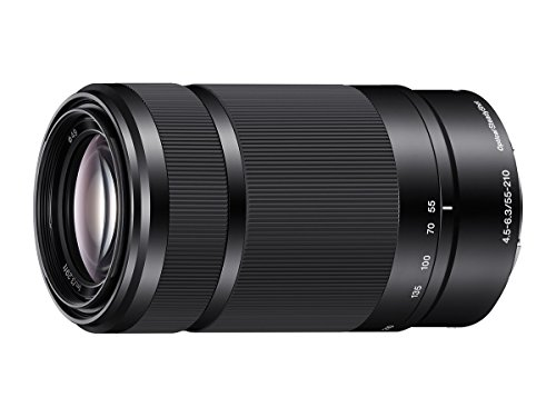Sony E 55-210mm F4.5-6.3 Lens for Sony E-Mount Cameras (Black) by Sony (Image #2)