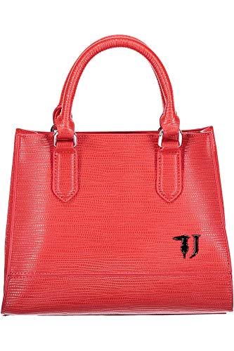 Trussardi Jeans 75b00662 9y099999 Sac Femme Rouge R150