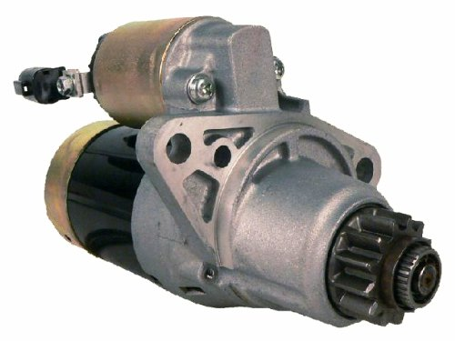 This is a Brand New Starter Fits Nissan Altima 2.5L Automatic Transmission 2002-2007, Sentra 2.5L Automatic Transmission 2002-2006 ()