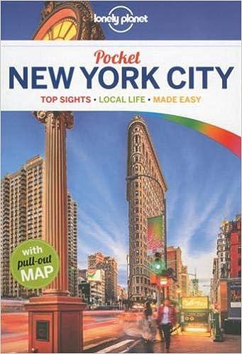 Lonely Planet Pocket New York City por Regis St Louis epub