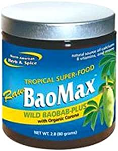 North American Herb and Spice Baomax, 90 Count