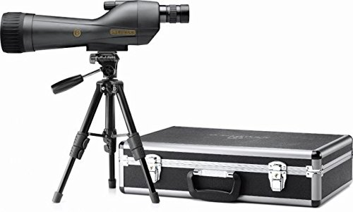 Leupold, SX-1 Ventana 2 Spotting Scope, 20-60x80mm, Kit, Black/Gray