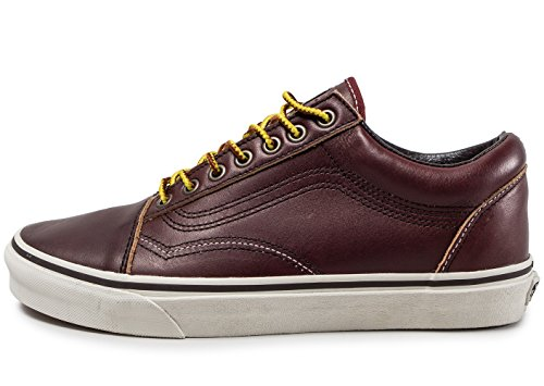 Unisex Vans Adulto U Zapatillas Marro Old Skool wrqI4rB