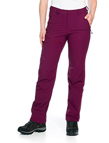 Jack Wolfskin Women's Activate Pants, 23 (US Women's 35 Short), Wild...
