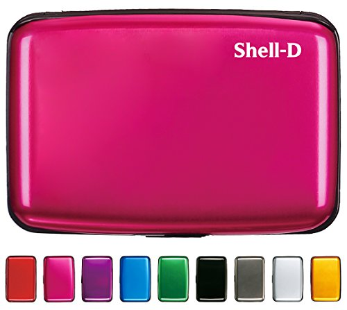 Shell D RFID Blocking Credit Protector product image